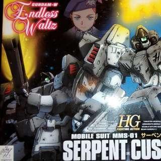 Gundam W Serpent Custom HG 1:144