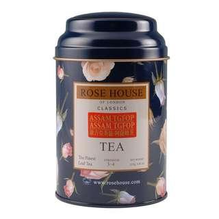 🚚 ROSE HOUSE of LONDON 印度阿薩姆茶 ASSAM TEA