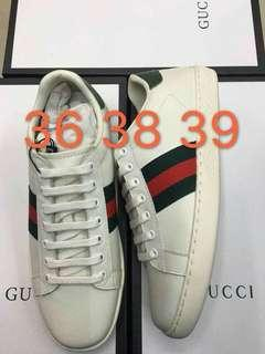 Size 36 38 39 SALE GUCCI Sneakers Gucci Shoes GG Shoes