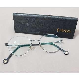 445cff69c115 KOREA Bibiem - Unisex Titanium Frame Spectacles (w  prescription)