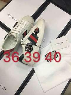 Size 36 39 40 SALE GUCCI Sneakers Gucci Shoes GG Shoes