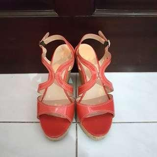 Charles & Keith Wedges (CNK)