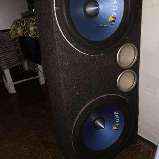speaker  🔊  box for car