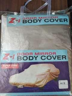 Body Cover all type.