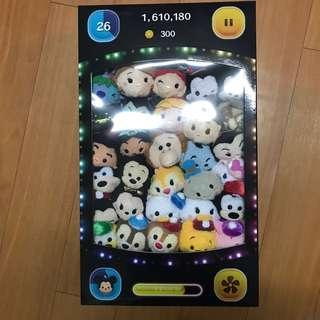 日本迪士尼三週年Tsum Tsum套裝 Japan Disney 3rd Anniversary Tsum Tsum Set