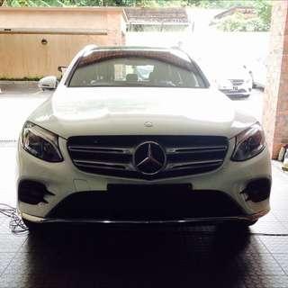 Mercedes-Benz GLC250 4Matic