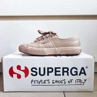 Superga 2750 EFGLU Full Nude Womens Sneakers