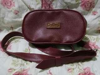 Waistbag maroon