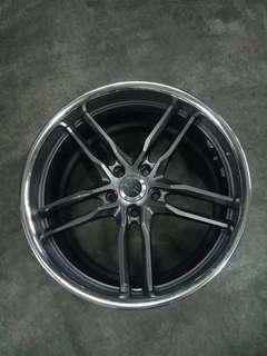 19inch 5x114.3  made in japan