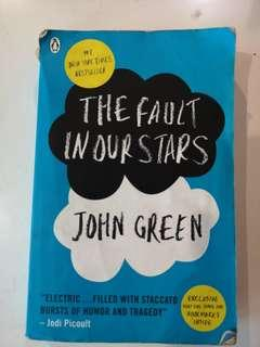 The Fault in our Stars ( John Green)