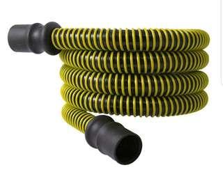 Preorder: Universal Yellow Cpap hose/tubing for Cpap/Apap/Bipap