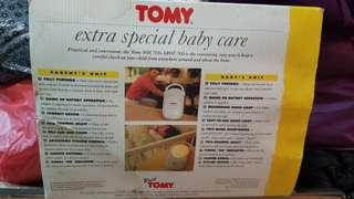 Extra special baby care