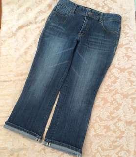 Giordano 九分牛仔褲Size:29