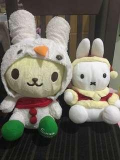 Miffy Bunny (Stuffed Toys Bundle)