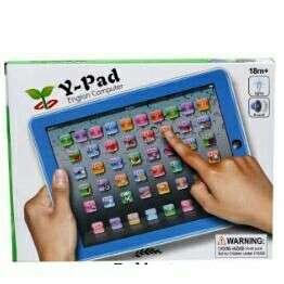 Touch Screen Y-Pad for kids