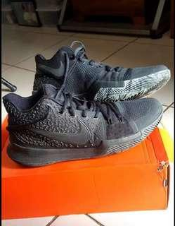 Kyrie 3 Black Marble Authentic Basketball Shoes
