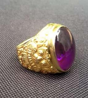 cincin ukir makoro