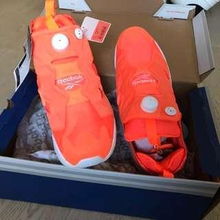 (平賣) Reedbok Instapump Fury OG Orange For Men