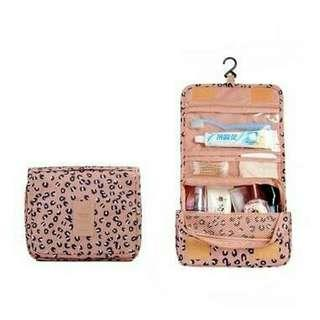 Leopard Travel Bag Pouch organizer