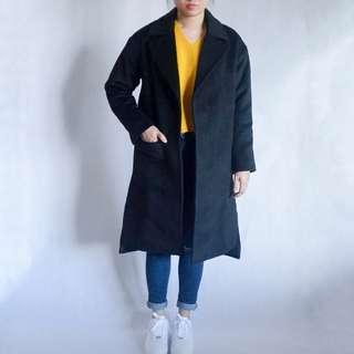 🆕️ Korean Style Winter Wool Coat