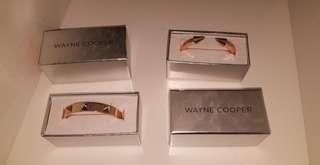 Wayne Cooper bangles bracelets