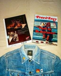 🇯🇵日本製Vintage Lee Cowboy Jacket