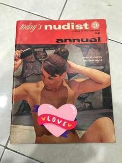 Vintage Nudist ANNUAL