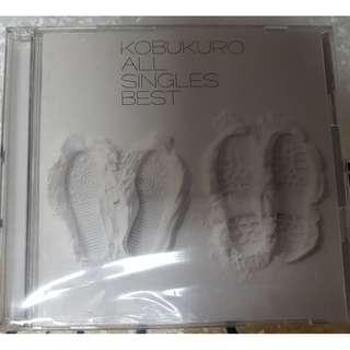 可苦可樂 Kobukuro - All Singles Best CD 唱片
