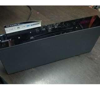 Sony CMT-X3CD 藍牙音響系統