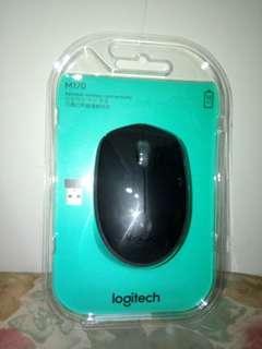 🚚 Logitech 羅技 M170 黑 無線滑鼠