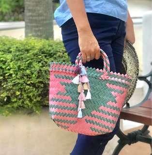 🚚 Handwoven handmade bah super small size