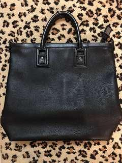 Dolce & Gabbana Men's Leather Tote Bag D&G