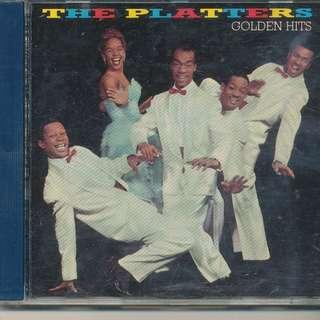 Golden Hits Import Edition by Platters (2003) Audio CD [a6] *