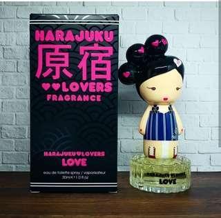 Original Parfum Harajuku Lovers Love 30ml EDT