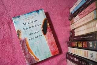 No One You Know by Michelle Richmond (Hardbound)