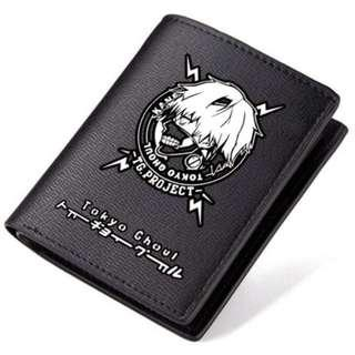 Tokyo Ghoul Premium Leather Embossed Anime Wallet