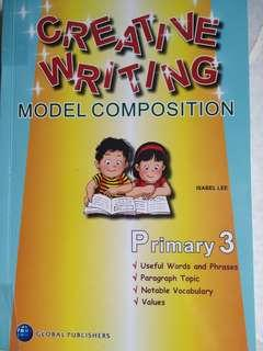 Creative writing model composition