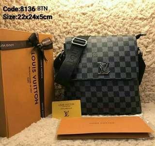 LV SLING BAG FOR MEN #8136