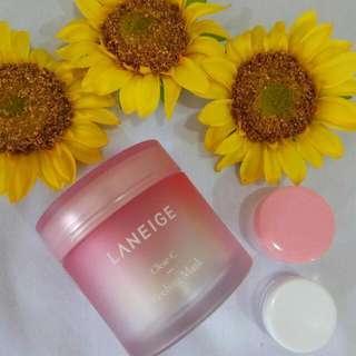 Laneige Clear C Peeling Mask 10gr
