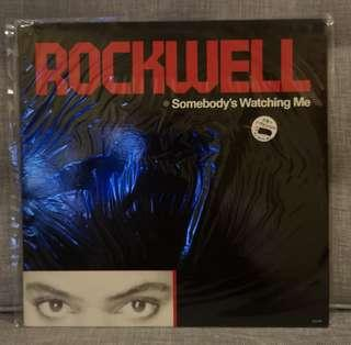 "12"" Long Playing (LP) - Rockwell"