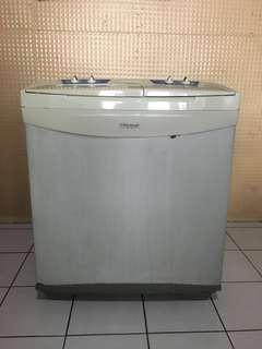 RUSH Sale: Whirlpool Washing Machine 7.0kg (Manual)