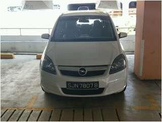 MPV 7 seater for rent