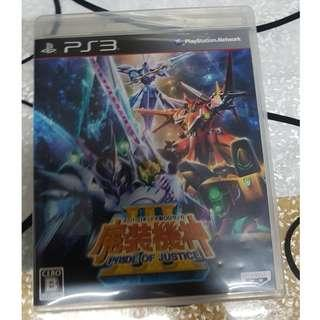 全新 PS3 超級機械人大戰 OG Saga 魔裝機神 III 3 Super Robot Wars 行貨 日文 Game