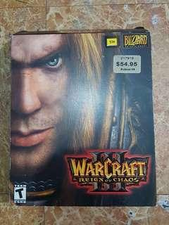 Warcraft Reign of Chaos Video Game
