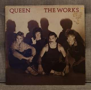 "12"" Long Playing (LP) - Queen"