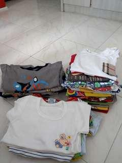 To bless. Assorted Boy Clothes