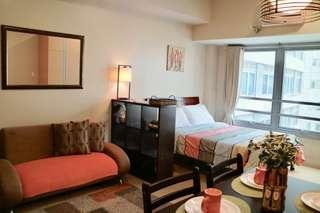 Simple and Homey Room with Ultra Fast Fiber Internet in Eastwood City