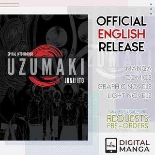 Uzumaki: 3-in-1 Deluxe Edition (Manga)