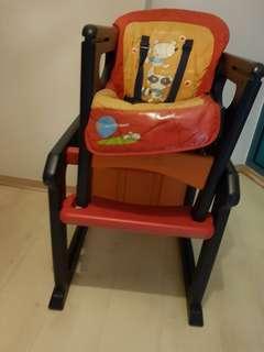 JANE high chair-table