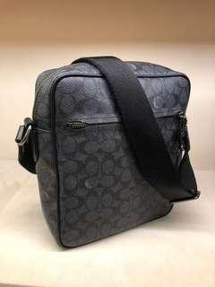 Coach Metropolitan Flight Bag